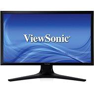 """27"""" ViewSonic VP2772 černý - LCD monitor"""