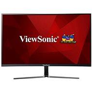 """27"""" ViewSonic VX2758-C-mh - LCD monitor"""