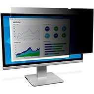 "3M on 19.5"" Widescreen 16: 9 LCD Screen, Black - Privacy Filter"