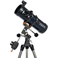 Celestron AstroMaster 114 EQ + 4mm okulár v balení zdarma - Teleskop