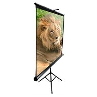 "ELITE SCREENS, Mobile tripod 99"" (1:1) - Projection Screen"