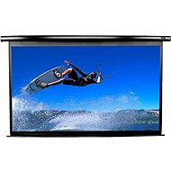 """ELITE SCREENS, Roller Screen  with Electric Motor, 92"""" (16: 9) - Projection Screen"""