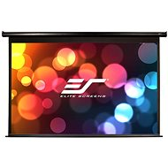 "ELITE SCREENS, Blind with Electric Motor, 100"" (16: 9) - Projection Screen"