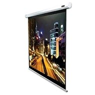 "ELITE SCREENS, retractable screen with electric motor, 125""(16:9) - Projection Screen"