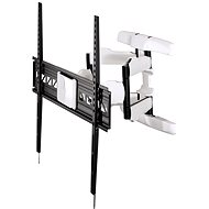 Hama Next XL VESA 800x600 černo-bílý polohovatelný - Nástěnný držák