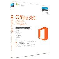 Microsoft Office 365 Personal SK - Kancelářský balík