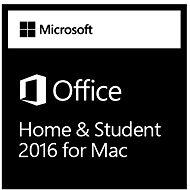 Microsoft Office 2016 pro domácnosti a studenty pro MAC - Elektronická licence