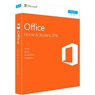 Microsoft Office 2016 Home and Student ENG - Kancelářský balík