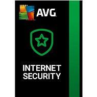 AVG Internet Security pro 1 počítač na 12 měsíců (elektronická licence) - Bezpečnostní software