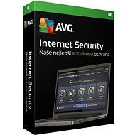 AVG Internet Security OEM pro 1 zařízení na 12 měsíců (BOX)