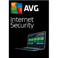 AVG Internet Security for 3 computers for 24 months (electronic license) - Security Software