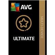 AVG Ultimate Multi-Device na 12 měsíců (elektronická licence) - Internet Security