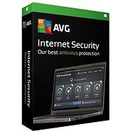 AVG Internet Security prodloužení pro 5 počítače na 36 měsíců (elektronická licence) - Bezpečnostní software