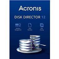 Acronis Disk Director 12 Upgrade (elektronická licence) - Software