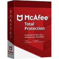 McAfee Total Protection (elektronická licence) - Antivirus