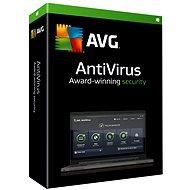 AVG Anti-Virus pro 1 počítač na 12 měsíců - Antivirus