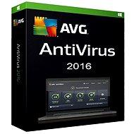 AVG Anti-Virus pro 3 počítače na 12 měsíců (elektronická licence) - Antivirus