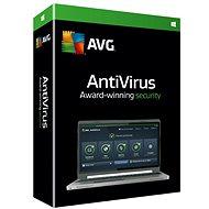 AVG Anti-Virus pro 5 počítačů na 24 měsíců (elektronická licence) - Antivirus