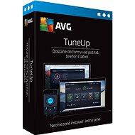 AVG PC TuneUp Unlimited na 12 měsíců (elektronická licence) - Software pro údržbu PC
