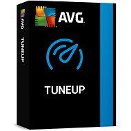 AVG PC TuneUp pro 1 počítač na 12 měsíců (elektronická licence)
