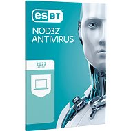 ESET NOD32 Antivirus 8, license for 1 computer  - Antivirus program
