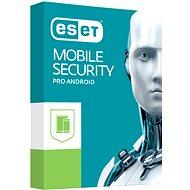 ESET Mobile Security pro 1 telefon na 12 měsíců (BOX) - Bezpečnostní software
