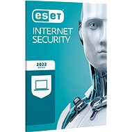 ESET Internet Security for 1 computer for 12 months (electronic license) - Security Software
