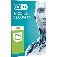 ESET Mobile Security pro 1 telefon na 12 měsíců (elektronická licence) - Bezpečnostní software