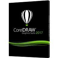 CorelDRAW Graphics Suite 2017 CZE - Small Business Edition CZ/PL - Grafický software