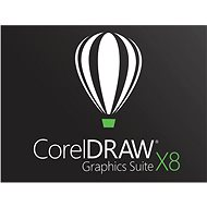 CorelDRAW Home & Student Suite X8 - Grafický software