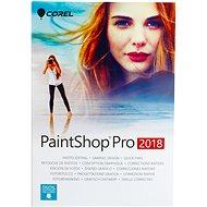 PaintShop Pro 2018 pro jednoho uživatele - Grafický software