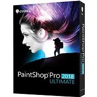 PaintShop Pro 2018 ULTIMATE ML Mini Box - Grafický software