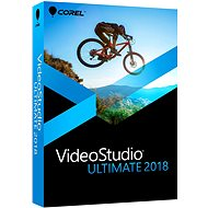 VideoStudio 2018 Ultimate ML EU Box - Grafický software