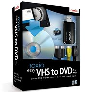 Roxio Easy VHS to DVD for Mac EN - Software
