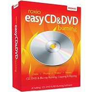 Roxio Easy CD & DVD Burning EN - Software