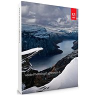 Adobe Photoshop Lightroom 6.0 Win/Mac ENG - Grafický software