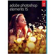 Adobe Photoshop Elements 15 CZ - Software