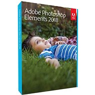 Adobe Photoshop Elements 2018 MP ENG - Software
