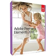 Adobe Premiere Elements 2018 CZ - Software