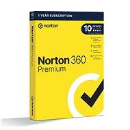 Norton 360 Premium 75GB CZ, 1 uživatel, 10 zařízení, 12 měsíců (elektronická licence) - Internet Security
