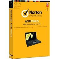 Symantec Norton Antivirus Basic 1.0 CZ, 1 uživatel, 1 zařízení, 12 měsíců (elektronická licence) - Antivirový software