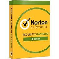 Symantec Norton Security Standard 3.0 CZ, 1 uživatel, 1 zařízení, 12 měsíců (elektronická licence) - Elektronická licence