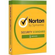 Norton Security Standard CZ, 1 uživatel, 1 zařízení, 2 roky (elektronická licence) - Internet Security