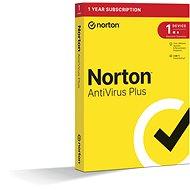 Norton Antivirus Plus, 1 uživatel, 1 zařízení, 12 měsíců (elektronická licence)
