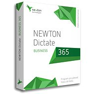 NEWTON Dictate Business 365 CZ (elektronická licence) - OCR software