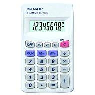 Sharp EL-233S černá - Kalkulačka