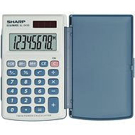 Sharp EL-243S bílá - Kalkulačka
