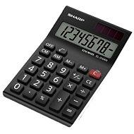 Sharp EL-310ANWH černá - Kalkulačka