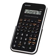 Sharp EL-501XWH černo/bílá - Kalkulačka