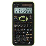 Sharp EL-520XGR zelená - Kalkulačka